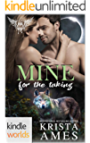 Paranormal Dating Agency: Mine for the Taking (Kindle Worlds Novella) (Lone Wolves Book 1)
