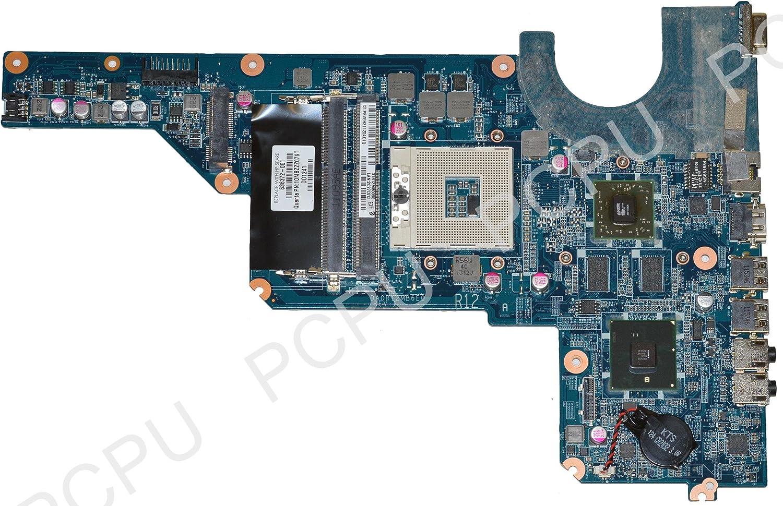 636372-001 Motherboard Hp G4-1000 G6-1000 Intel Laptop S989 31R12Mb0060 Da0R12Mb