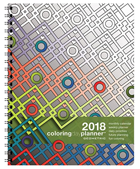 Amazon.com: Acción Publishing Coloring planificador ...