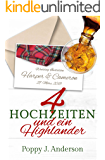 Vier Hochzeiten und ein Highlander (Just married 2) (German Edition)