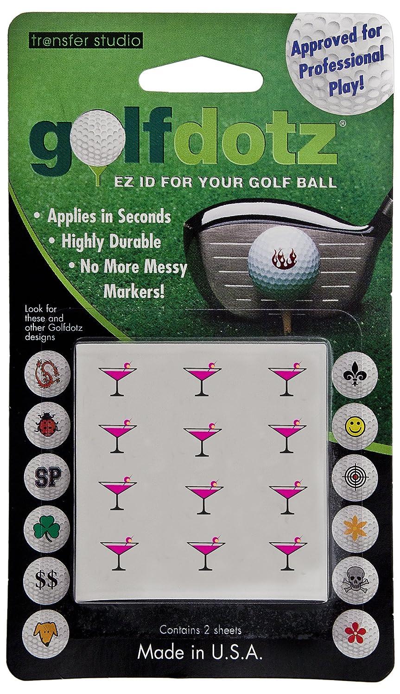 【お気に入り】 ProActive Sports Sports DGD017 Golfdotz Pink Cocktails Pink Cocktails B001O30A3E, お肉屋のふじ子ちゃん:b5183004 --- a0267596.xsph.ru