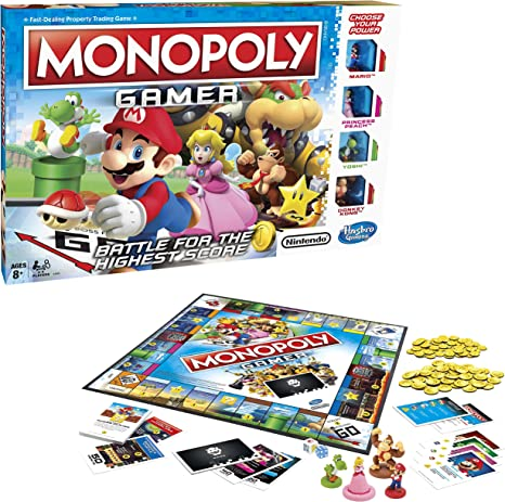 Monopoly: Gamer Edition