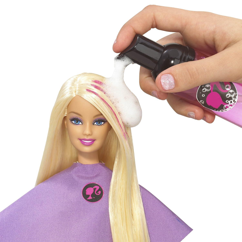 Barbie Hair Salon Doll: Amazon.co.uk: Toys & Games