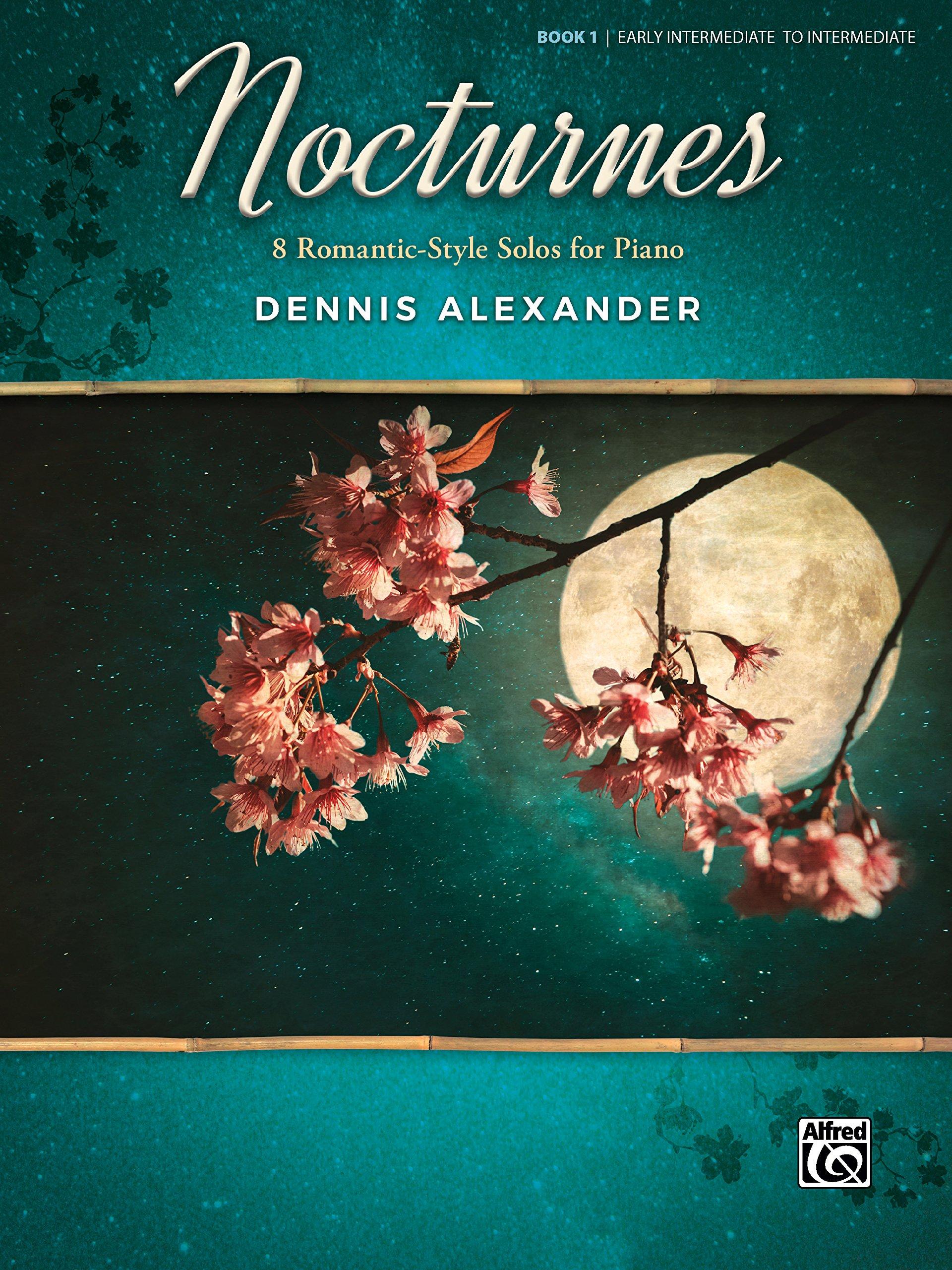 Nocturnes, Bk 1: 8 Romantic-Style Solos for Piano pdf epub
