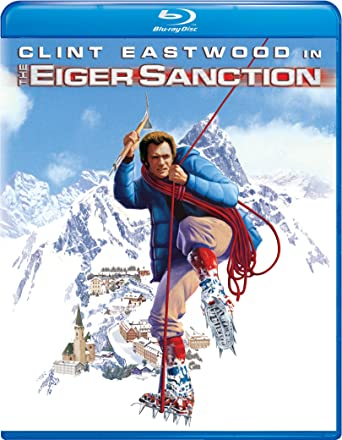 The Eiger Sanction [Blu-ray]  sc 1 st  Amazon.com & Amazon.com: The Eiger Sanction [Blu-ray]: Clint Eastwood George ...