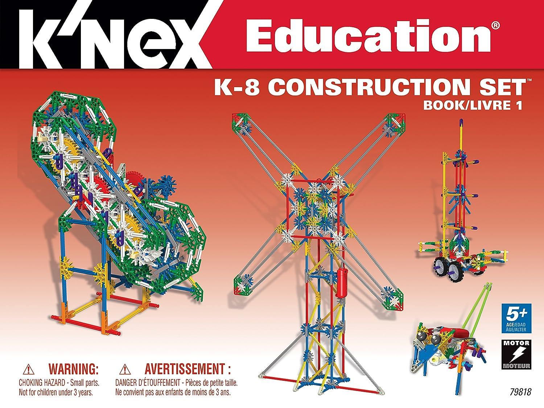 KNex Education K-8 - Juego de construcciones de Juguete Educativo para niños a Partir DE 10 años, 1.315 Piezas: Amazon.es: Juguetes y juegos