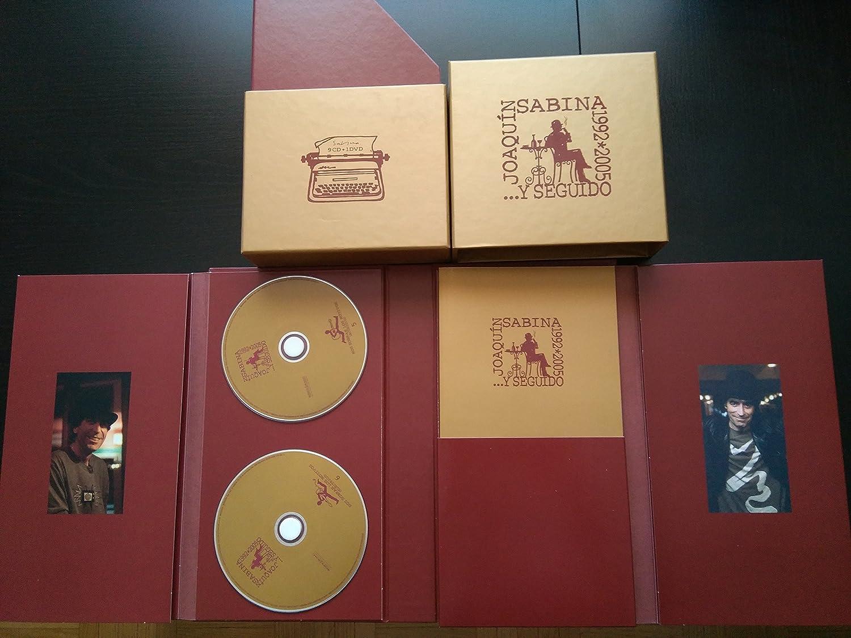 Y Seguido - Reed.: Joaquin Sabina: Amazon.es: Música