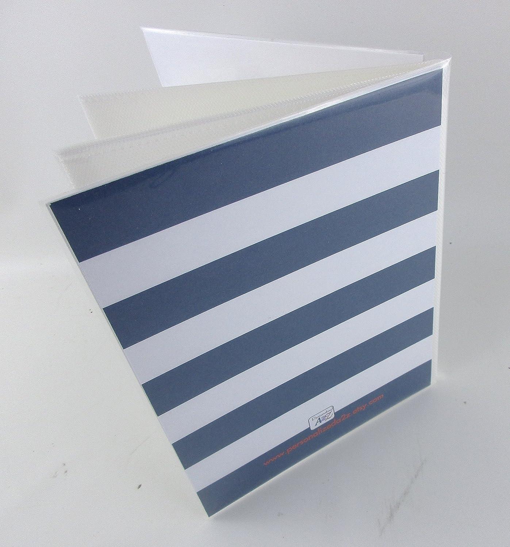 Grandmas Brag Book IA#845 Baby Boy Gift 4x6 or 5x7 Pictures Photo Album Blue Green Sea Turtle Baby Shower Gift
