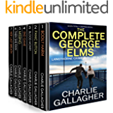 THE COMPLETE GEORGE ELMS LANGTHORNE CRIME THRILLER SERIES seven totally gripping books