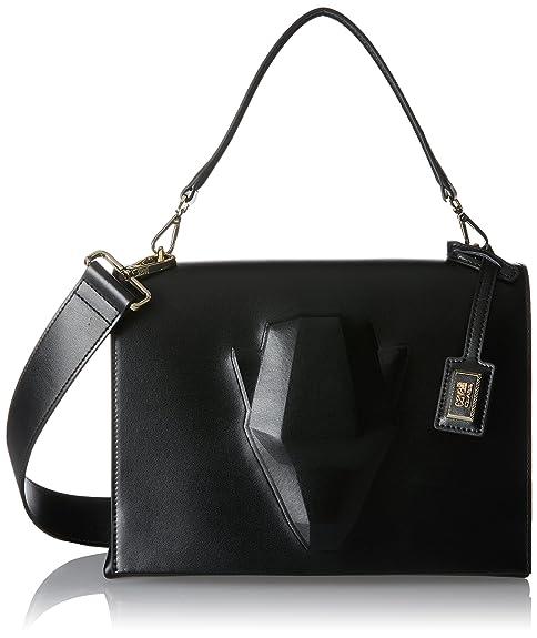 d2e14ab1f442 Class Roberto Cavalli Black Panther 3D 002 Small shoulder bag: Amazon.ca:  Shoes & Handbags