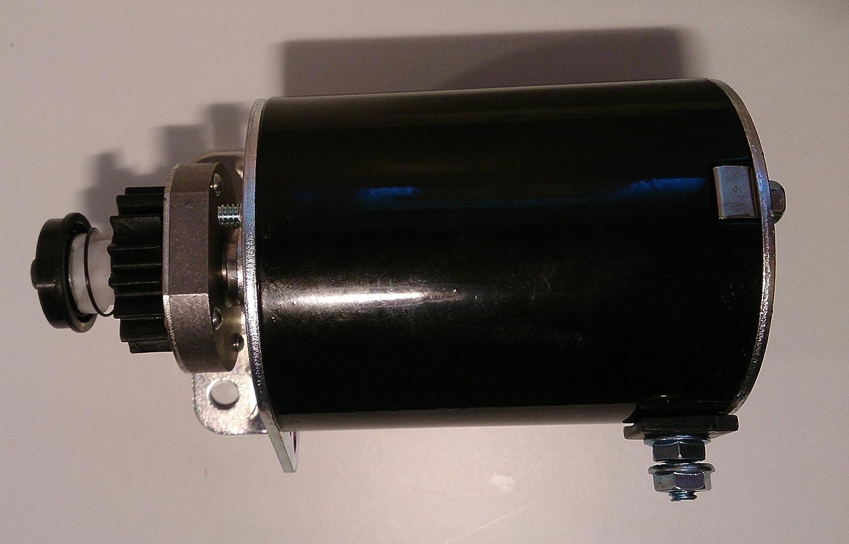 Motor de arranque sustituye Briggs Stratton 497595, 394805 y 691262 Jardiaffaires 3770005428045