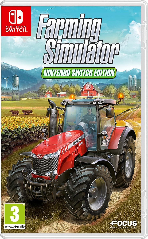 Agricultura Simulador (Nintendo Switch): Amazon.es: Videojuegos
