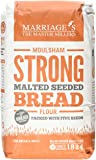 Marriages Moulsham Seeded Strong Bread 1 kg (Pack of 6)