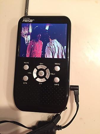 digital prism 35 in handheld digital lcd tv - Prism Tv