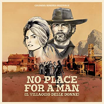 amazon no place for a man soundtrack lp import analog