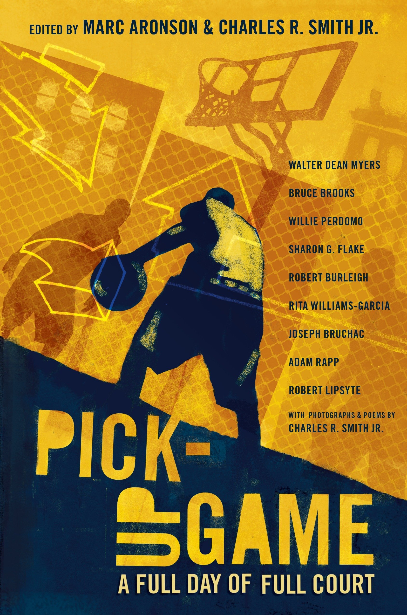 Download Pick-Up Game: A Full Day of Full Court pdf