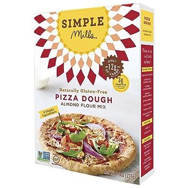Simple Mills - Pasta naturalmente Gluten-Libre de la pizza ...