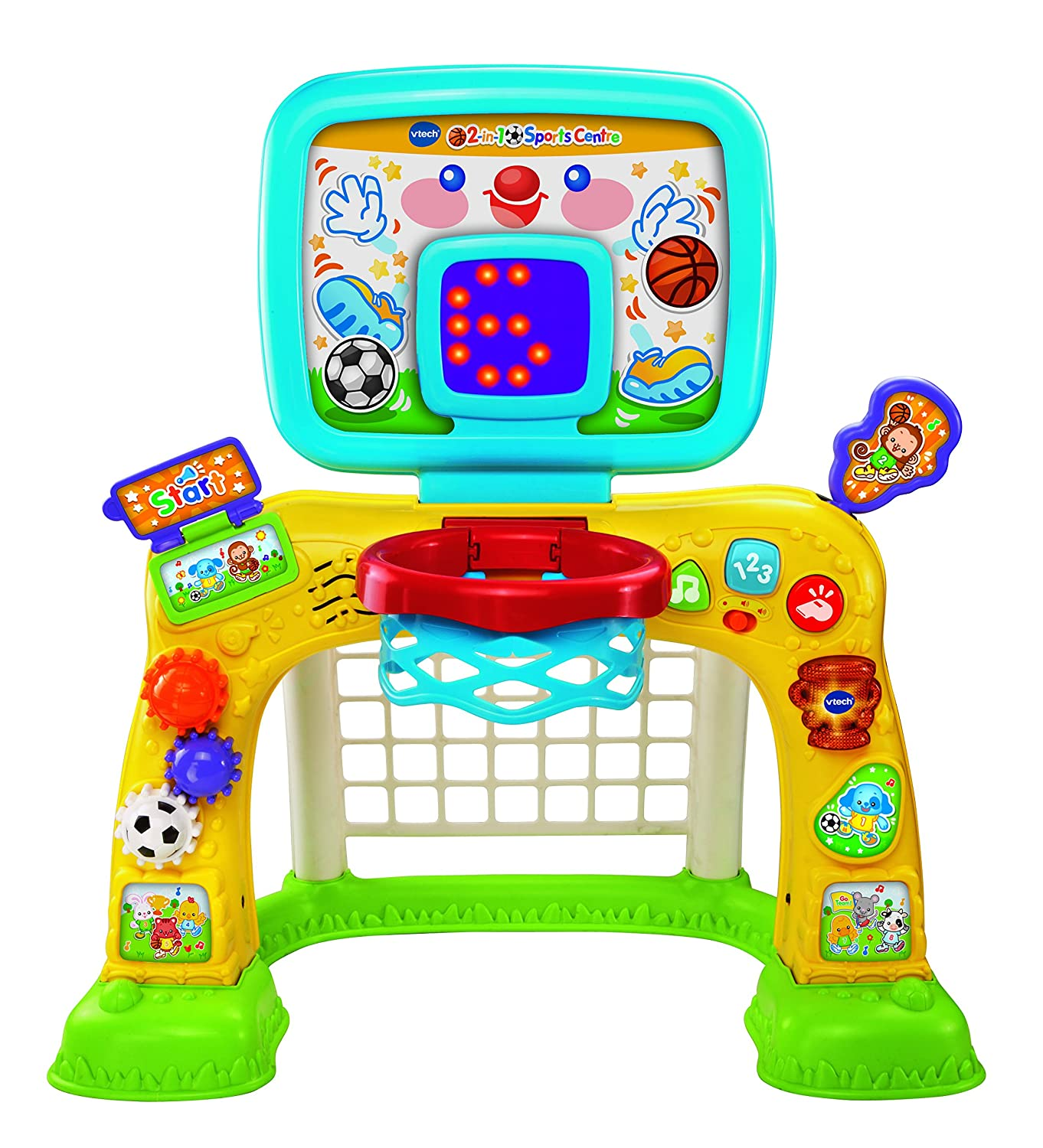2-in-1 Sports Centre Toys R Us Vtech Electronics 156303