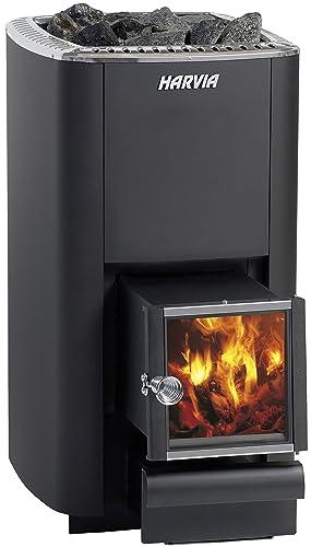 Harvia M3 SL Wood-burning Sauna Heater