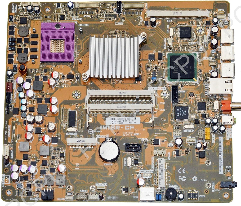 HP TOUCHSMART IQ500 DESKTOP INTEL MOTHERBOARD 5189-2525 IMISR-CF KQ436-69004 USA