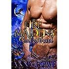Fire Maidens: Switzerland (Billionaires & Bodyguards Book 9)