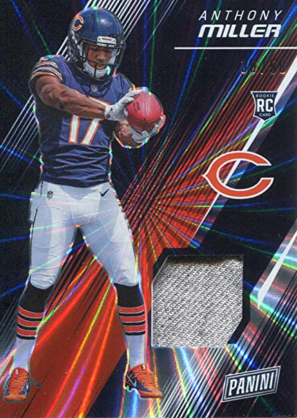 best sneakers 8e1d4 ecc2f Anthony Miller 2018 Panini Day Rookie Jersey Card at ...