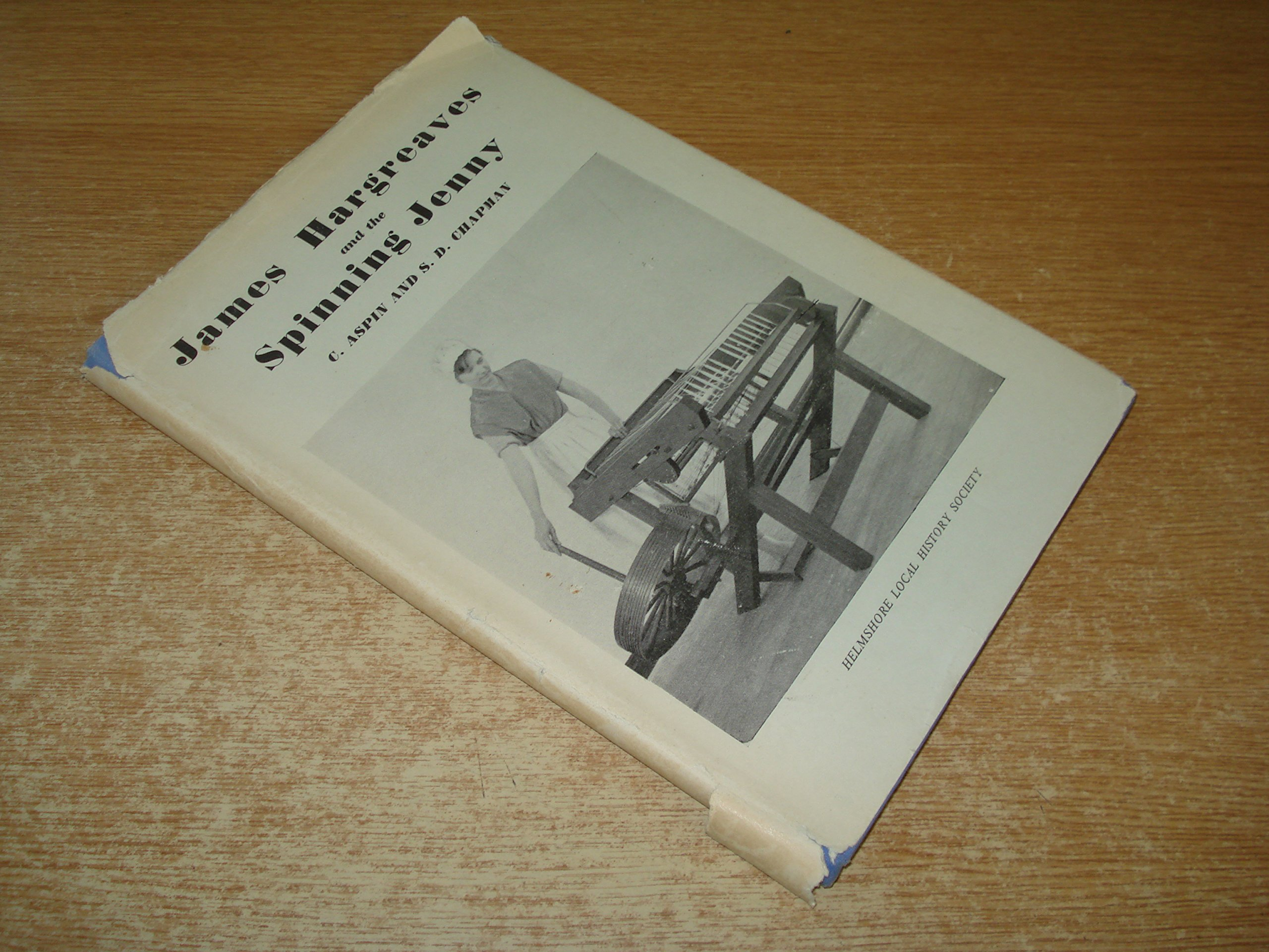 James Hargreaves and the Spinning Jenny: Amazon.es: Aspin, Chris: Libros en idiomas extranjeros