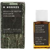 KORRES for Him Mountain Pepper, Bergamot and Coriander 50 ml EDT