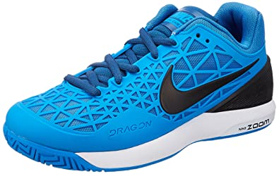 brand new 48d40 b63a9 Nike Men s Zoom Cage 2 Tennis Shoes Multicolour Size  5.5