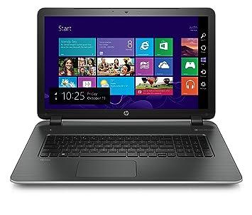 """HP Pavilion 17-f204ns - Portátil de 17.3"""" (Intel Celeron N2840, 4"""