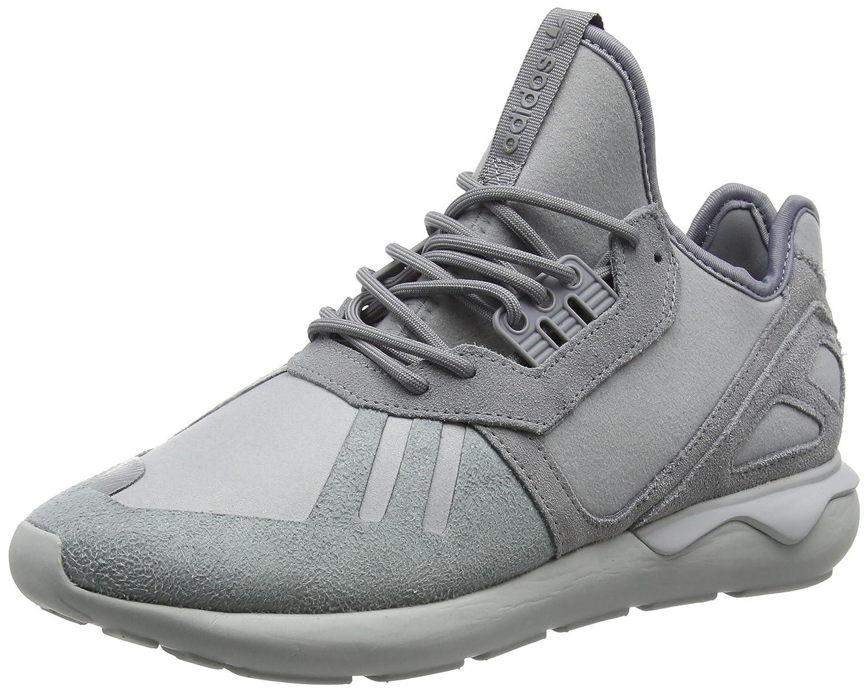 more photos 7e4f8 81524 adidas Men s Tubular Runner Hi-Top Sneakers  Amazon.co.uk  Shoes   Bags