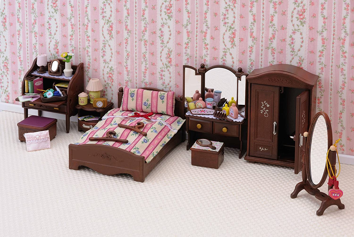 Sylvanian Families Guest Bedroom Set
