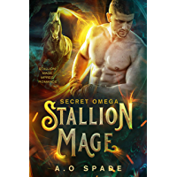 Stallion Mage: Secret Omega: Mpreg Romance (English Edition)