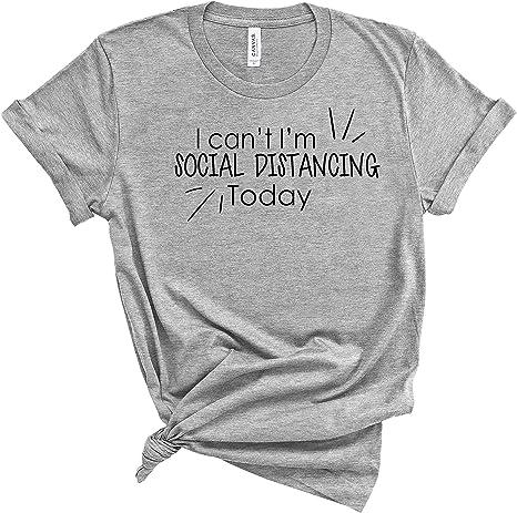 SOCIAL DISTANCE SHIRT