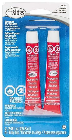 Testors 3509C Testors Plastic Cement Value Pack Review