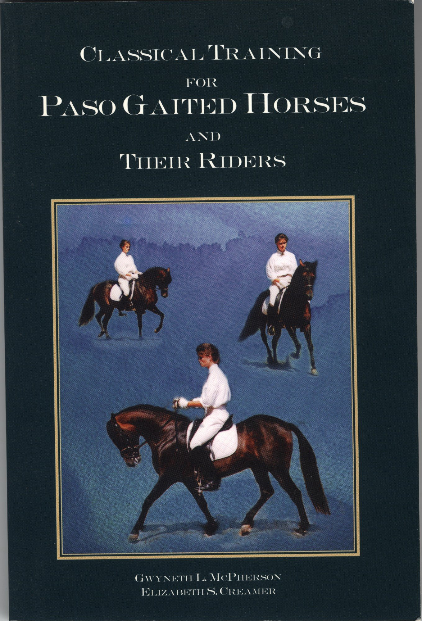 Classical Training for Paso Gaited Horses and Their Riders