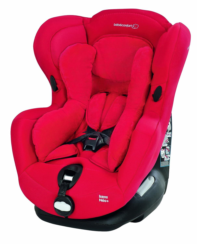 Bébé Confort 85213860 - Silla para coche Grupo 0+/1 Iséos Neo + Intense Red (Dorel)