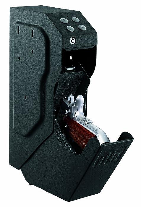 1. GunVault SV500 - SpeedVault Handgun Safe