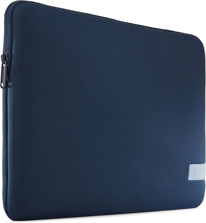 "Case Logic Reflect 15.6"" Laptop Sleeve, Dark Blue"
