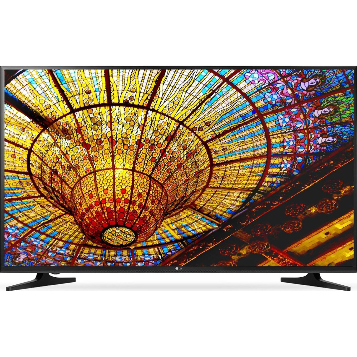 LG 50UH5500 - 50-Inch 4K Ultra HD Smart LED TV w/ webOS 3.0 (2016 Latest Model)