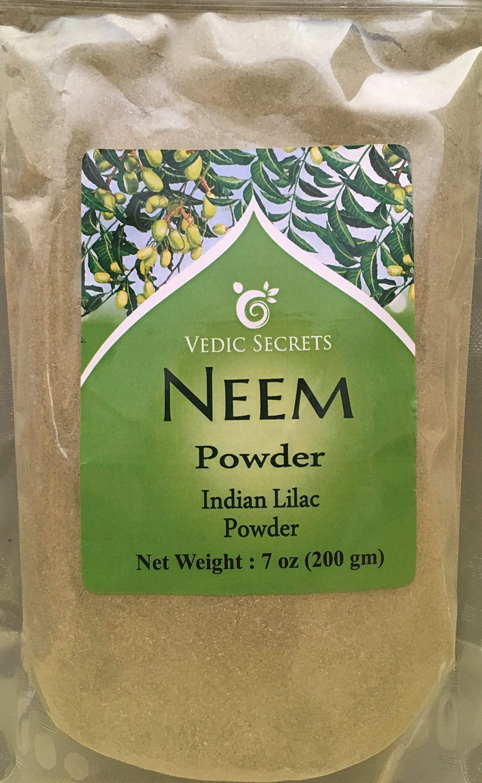 Vedic Secrets Powder - Neem (Indian Lilac)