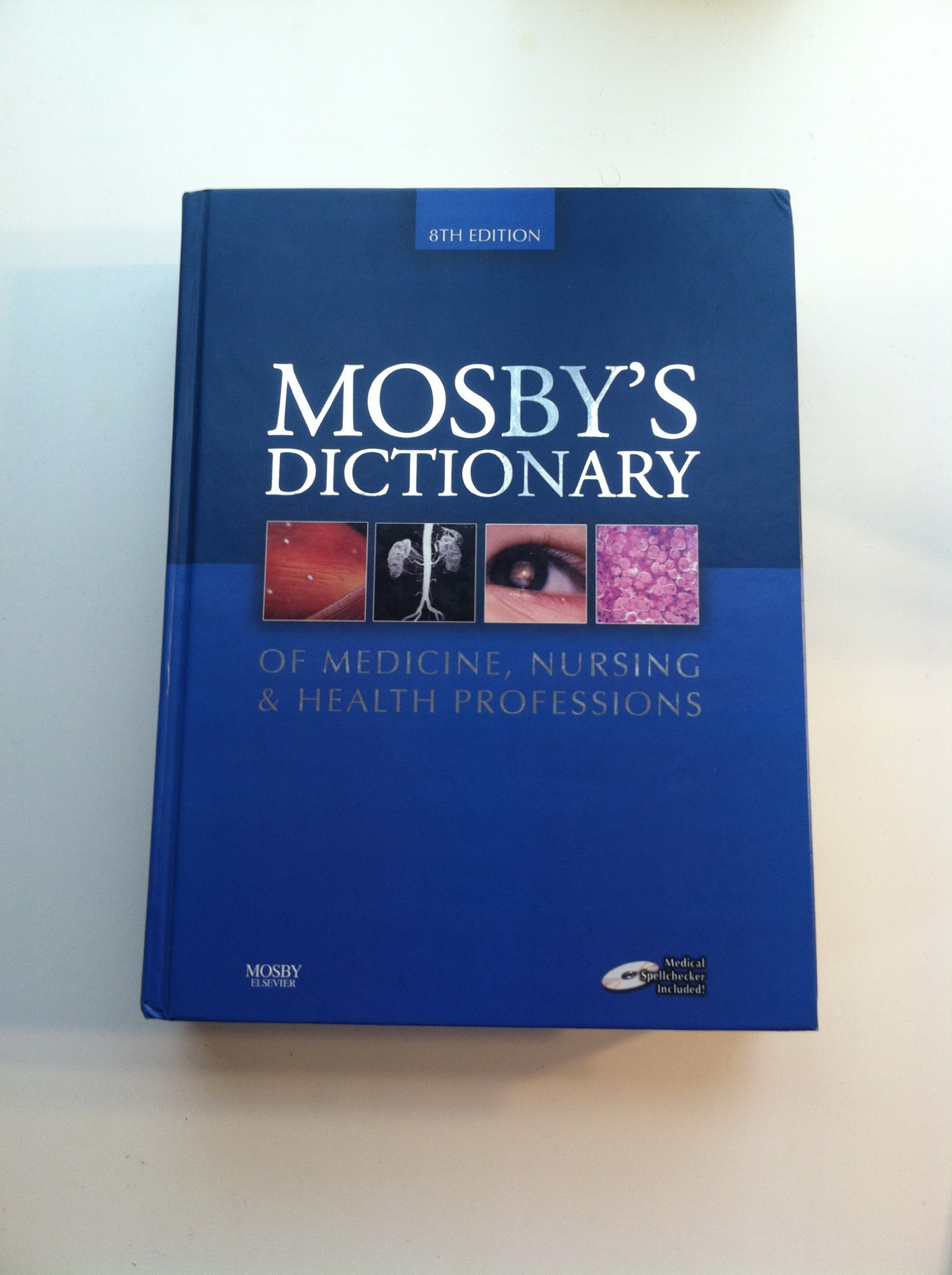 Mosby's Dictionary of Medicine, Nursing & Health Professions ebook