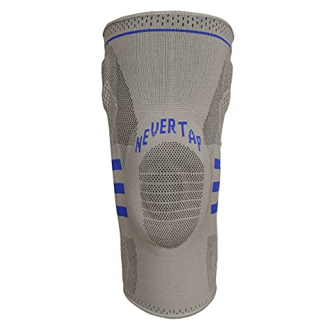 f203757afd Amazon.com : NEVERTAP Best Knee Guard for BJJ, MMA and Grappling ...