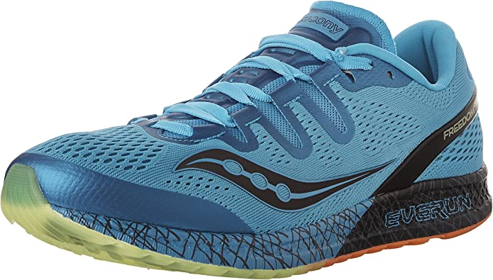 Saucony Men's Freedom ISO Running Shoe review