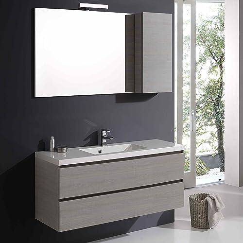 Mobile bagno 120 cm - Amazon specchio bagno ...