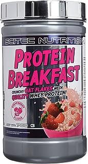Scitec Nutrition - desayuno de proteínas, sabor a fresa, 700 g