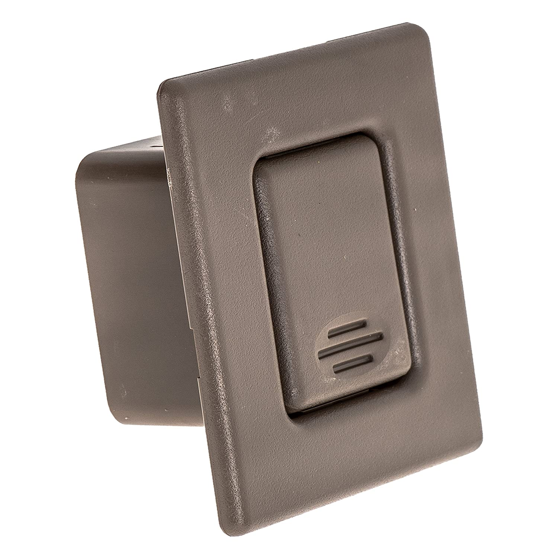 OEM NEW Rear Folding Seat Back Latch Button Tan 01-06 Suburban Yukon 88937926 GMC