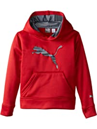 PUMA Little Boys' Cat Hoodie