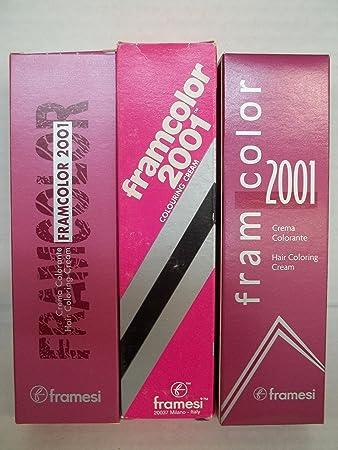 Amazon Framesi Framcolor 2001 8trp Golden Titian Hair Color 2