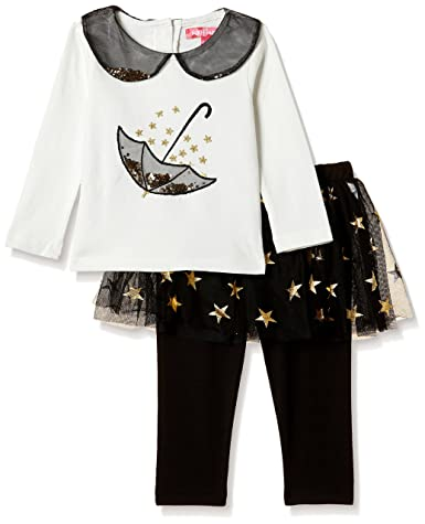 nauti nati Girls' Dress Suit Girls' Clothing Sets at amazon